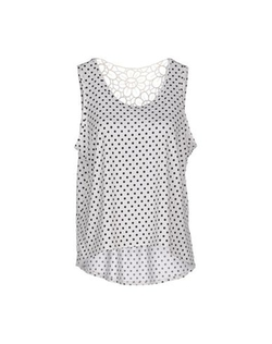 Polka Dot Tank Top by Sisters Point in Lady Dynamite
