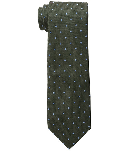 Dot Print Tie by Tommy Hilfiger in Elementary - Season 4 Episode 6
