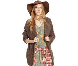 Button-Front Cardigan by Denim & Supply Ralph Lauren in Master of None