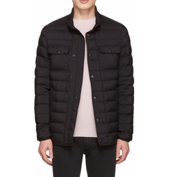 Quilted Down Faust Jacket by Moncler in Power