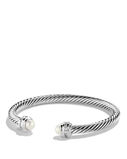 Cable Classics Bracelet by David Yurman in Unfinished Business