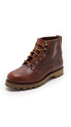 Readfield USA Boots by Eastland Made In Maine in Man of Steel