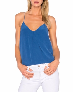 Nahlah B Cami Top by Joie in The Mayor