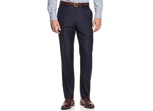 Solid Slim-Fit Pants by Ryan Seacrest Distinction in The Longest Ride