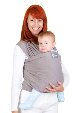 Baby Wrap by Boba in While We're Young