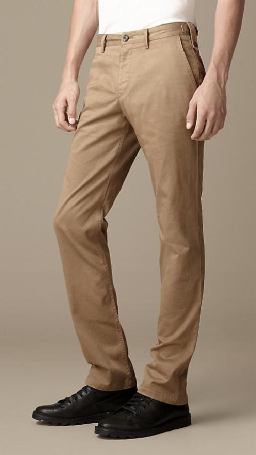 GARMENT DYE CHINOS by Burberry in Neighbors