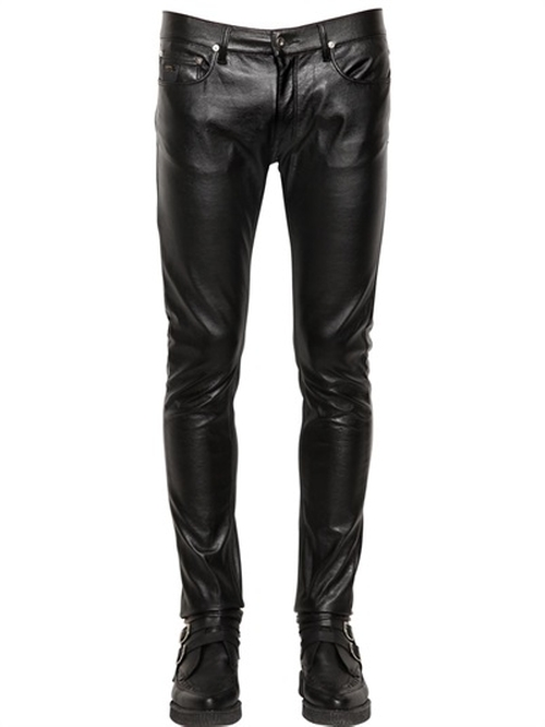 Joey Faux Leather Pants by April 77 in American Horror Story - Season 5 Episode 12