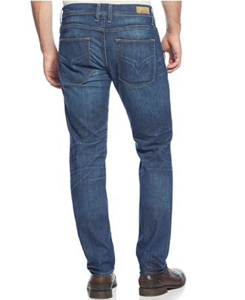 Medium-Wash Skinny Jeans by DKNY Jeans in Cut Bank
