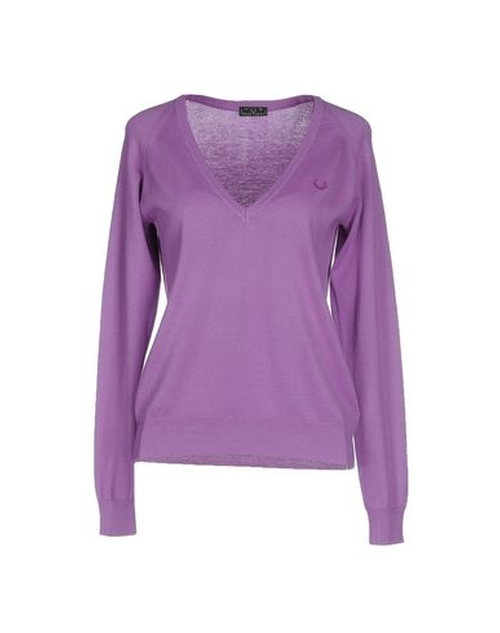 V-Neck Sweater by Fred Perry in Knocked Up