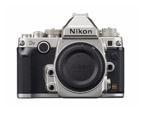 DF Digital SLR Camera by Nikon in Mechanic: Resurrection