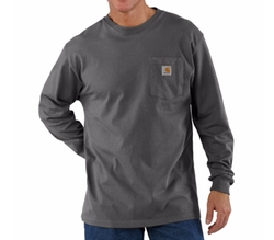 Workwear Pocket T-shirt by Carhartt in The Ranch