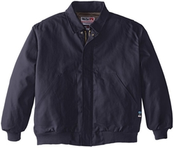 Men's Flame Resistant Big And Tall Insulated Bomber Jacket by Walls in Inherent Vice