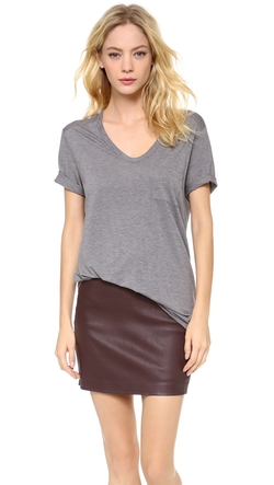 Pocket Classic T Shirt by T by Alexander Wang in The Disappearance of Eleanor Rigby