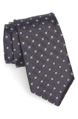 'Circle Spokes' Silk Tie by Ted Baker London in The Blacklist