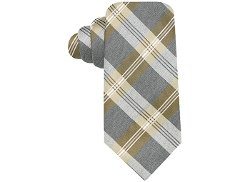 Suiting Plaid Tie by Countess Mara in Unfinished Business