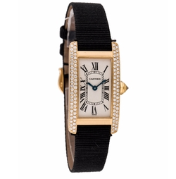 Tank Americane Watch by Cartier in How To Get Away With Murder