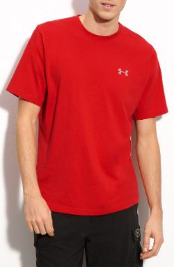 Charged Cotton Loose Fit T-Shirt by Under Armour in Let's Be Cops