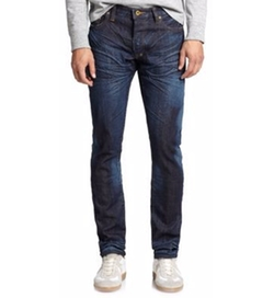 Selvedge Straight-Leg Jeans by PRPS in The Fate of the Furious