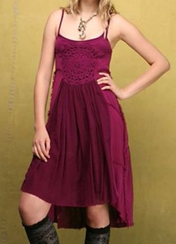 Spanish Dancer Dress by Free People in High School Musical 3: Senior Year