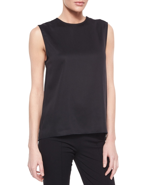 Split-Back Studded Blouse by Acne Studios in The Last Witch Hunter