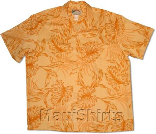 Mens Monstera Palm Shirt by Paradise Found in Couple's Retreat