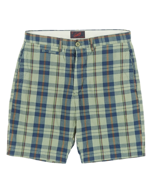 Plaid Chino Shorts by Grayers in The Big Lebowski