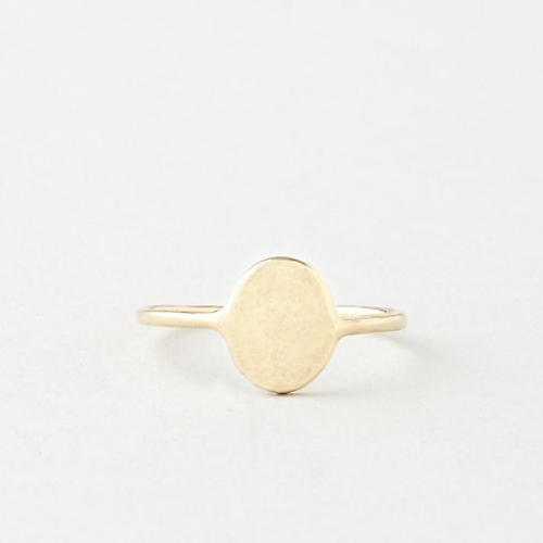 Signet Ring by Scosha in Dope