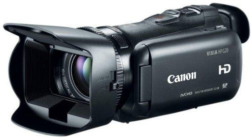 Camcorder by CANON in Dawn of the Planet of the Apes