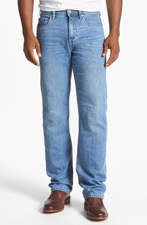 Relax Standard Straight Leg Jeans by Tommy Bahama in Daddy's Home