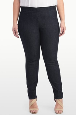 Poppy Pull-On Leggings by NYDJ in Pitch Perfect 2