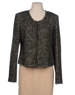 Tweed Blazer by Set in The Good Wife