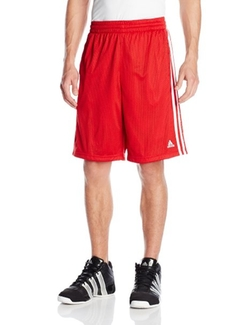 Performance Triple Up Shorts by Adidas in She's The Man