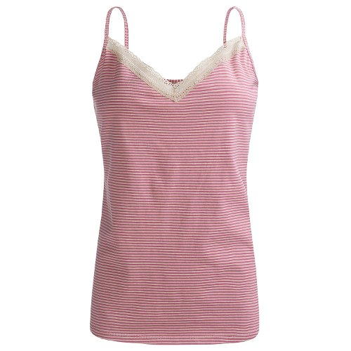 Camisole Cotton Single Jersey Shirt by Calida Ronja in Pitch Perfect 2