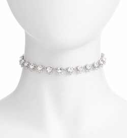 Crystal Choker Necklace by Givenchy in Pitch Perfect 3