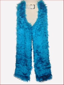 Furry Chaps Pants by Lulie Vision in Popstar: Never Stop Never Stopping