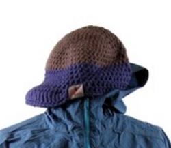 Knit Beanie Hat by myBoshi in Point Break