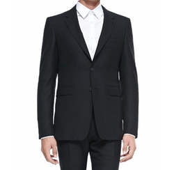 Modern-Fit Wool Suit by Burberry in Ballers