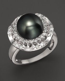 Tahitian Pearl Ring by Bloomingdales in The Age of Adaline