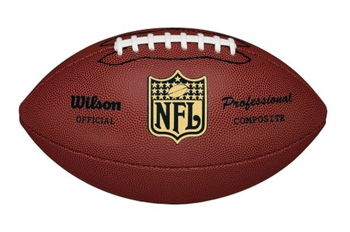 NFL Pro Replica Game Football by Wilson in Ballers - Season 1 Episode 2