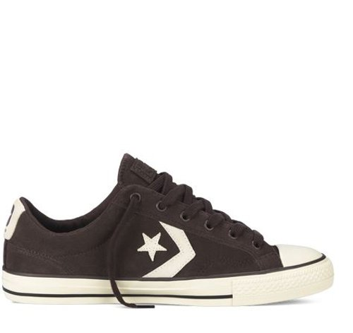 Cons Star Player Suede Sneakers by Converse in If I Stay
