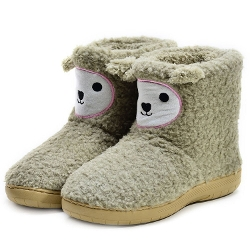 Sweet Alpaca Plush Slipper by Mycutie in Ricki and the Flash