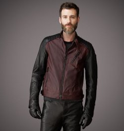 Ridgefield Jacket Waxed Cotton With Leather by Belstaff in Fast & Furious 6