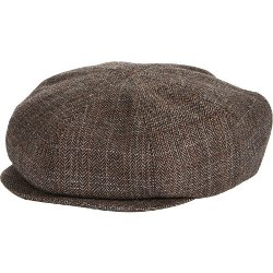 Mike Newsboy Cap by Mr. Kim in Sherlock Holmes: A Game of Shadows