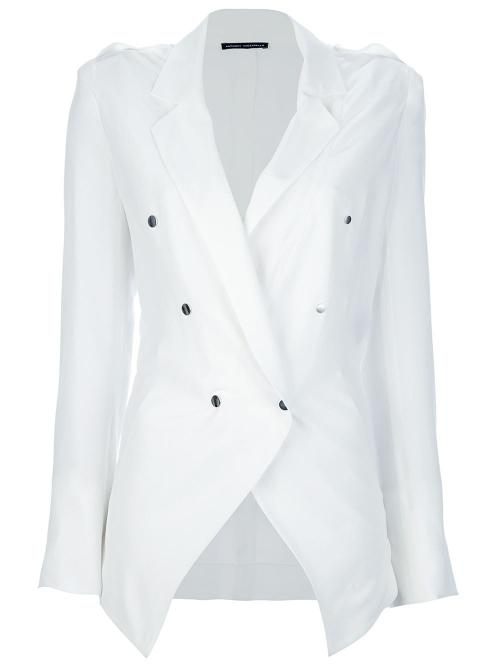 Slouchy Blazer by Anthony Vaccarello in The Other Woman