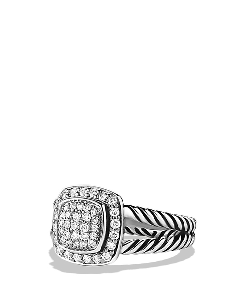 Petite Albion Ring by David Yurman in The Walk