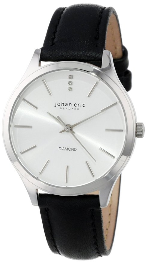 Herlev Leather Watch by Johan Eric in Whiskey Tango Foxtrot