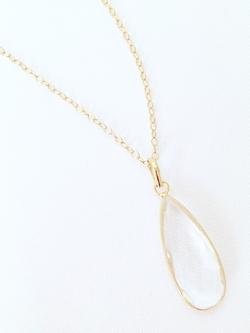 Lulu Necklace by Susanne Elizabeth Jewelry in The Bachelorette