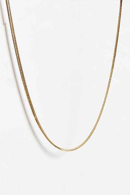 Mister Snake ChainNecklace by Urban Outfitters in Rock The Kasbah
