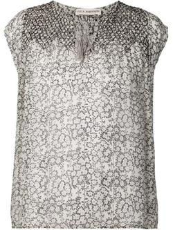 'Tilda' blouse by Ulla Johnson in Nashville
