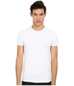 Iconic S/s Crew Neck T-Shirt by Versace in The Walk